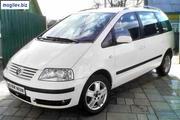 WV sharan 2002 Gaz/Benzin