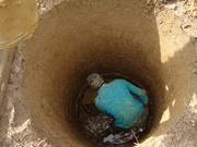Копаем колодцы канализации