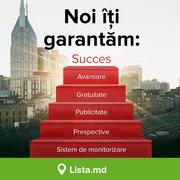 Alătură-te companiilor de top din Republica Moldova