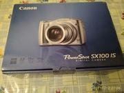 Фотоаппарат Canon PowerShot SX 100