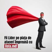 Fii Lider pe piața de afaceri din Republica Moldova