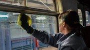 Уборка салонов скоростных поездов в Польше