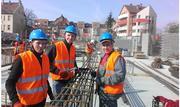 Строители в Чехию