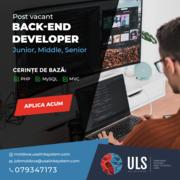 UsaLinkSystem din Bălți angajează IT Specialist!